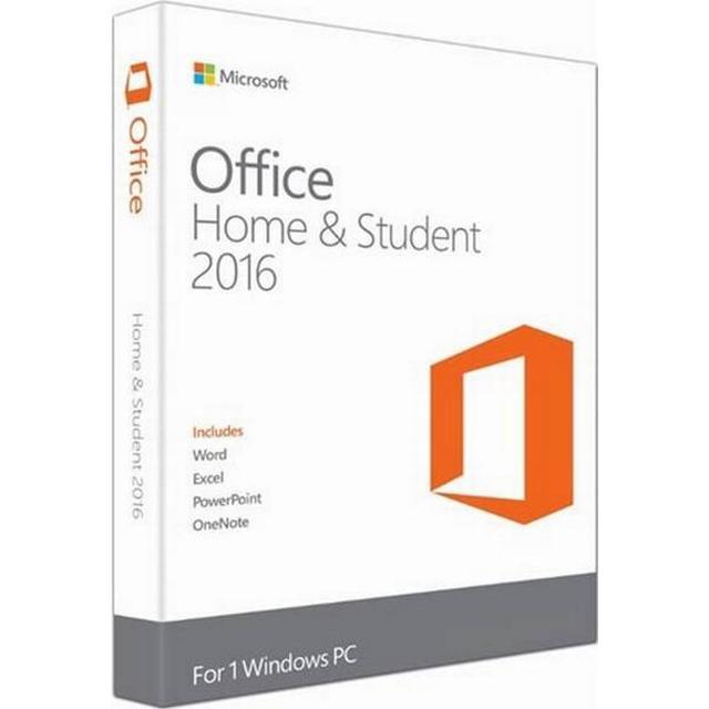Microsoft Office Home & Student 2016 Swedish
