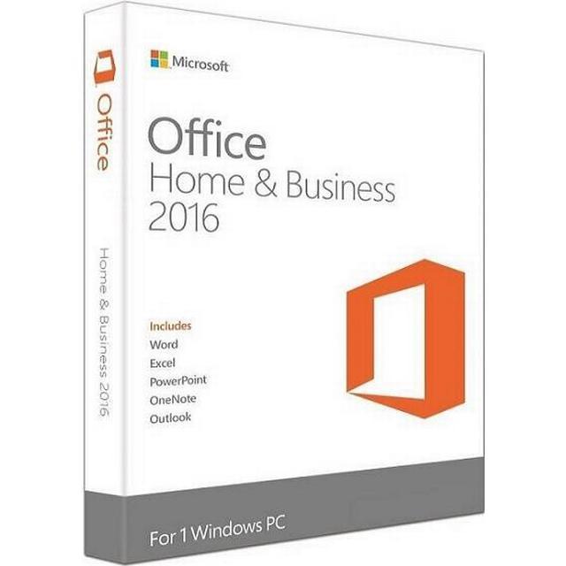 Microsoft Office Home & Business 2016 MUI