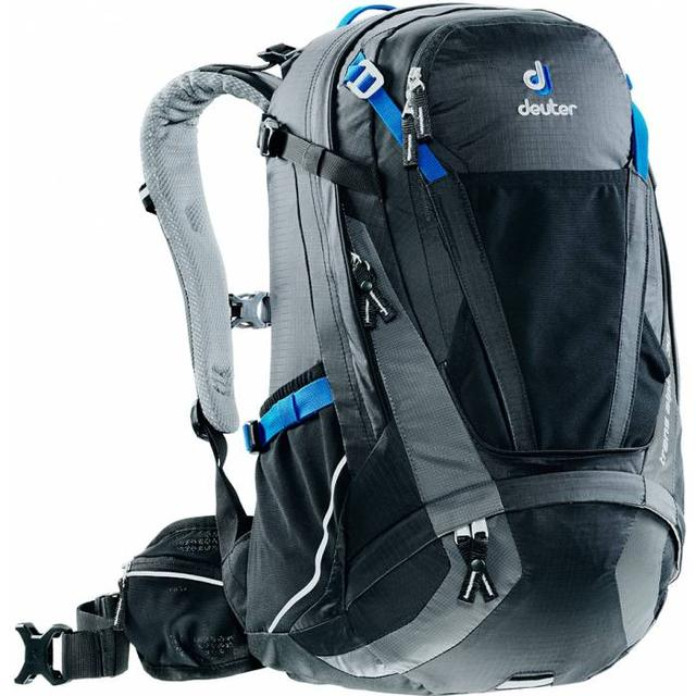 Deuter Trans Alpine 30 - Black-Graphite