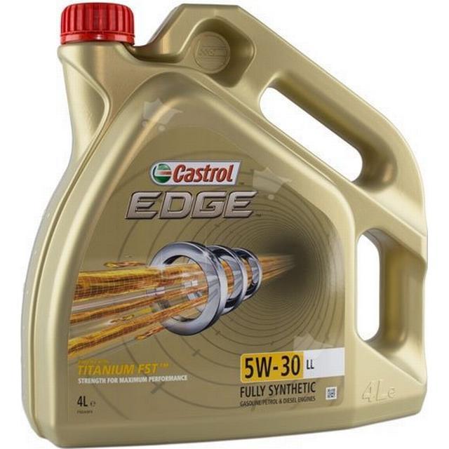 Castrol Edge Titanium FST 5W-30 LL 4L Motorolja