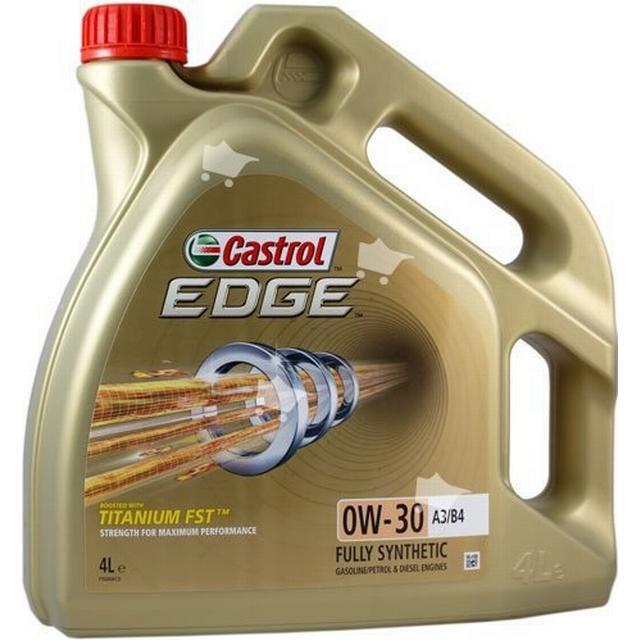 Castrol Edge Titanium FST 0W-30 A3/B4 4L Motorolja