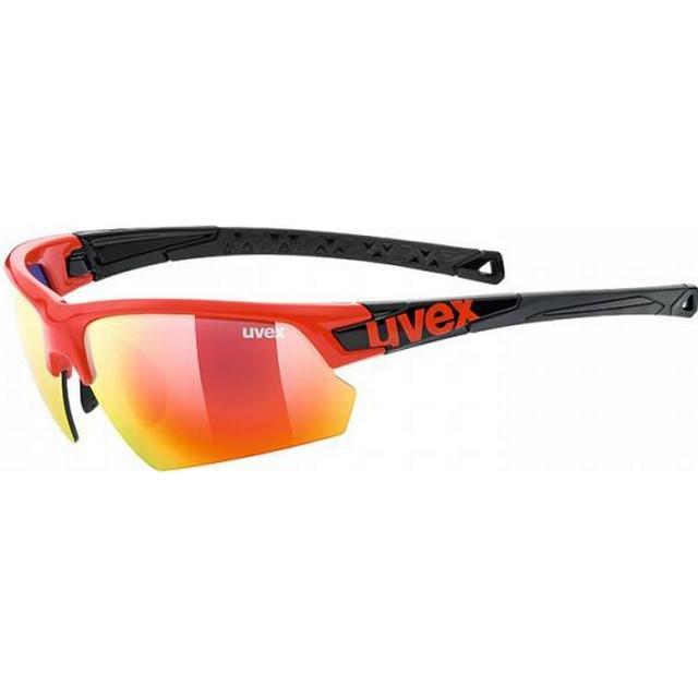 Uvex Sportstyle 224 Red Black