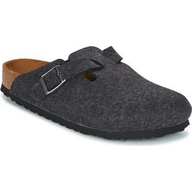 Birkenstock Boston Wool Felt - Anthracite