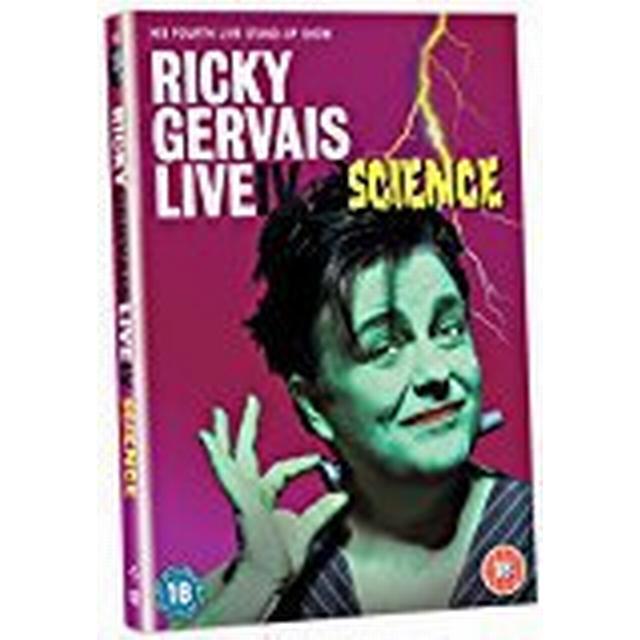Ricky Gervais Live 4 - Science (DVD)