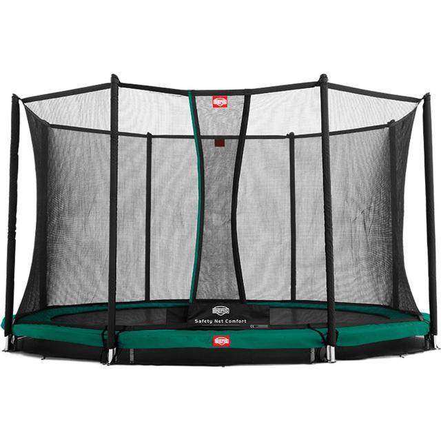 Berg Champion InGround 380cm + Safety Net Comfort