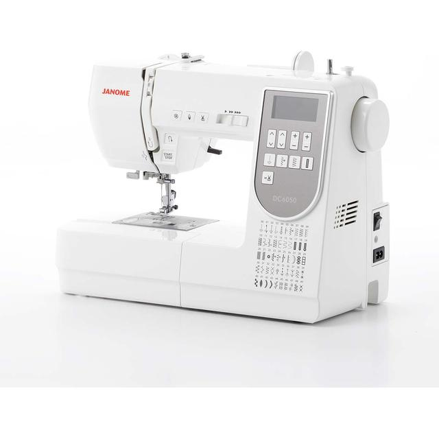 Janome Decor Computer 6050