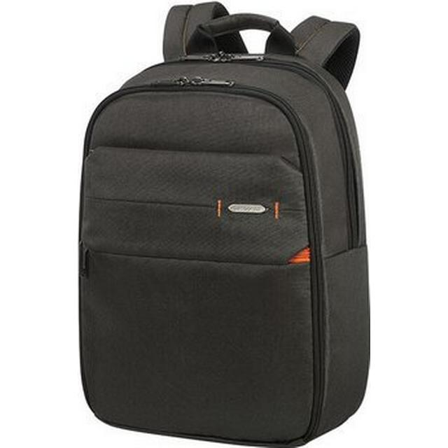 "Samsonite Network 3 14.1"" - Charcoal Black"