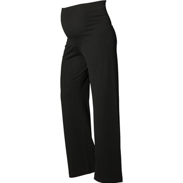 Boob Once-On-Never-Off Wide Pants Black