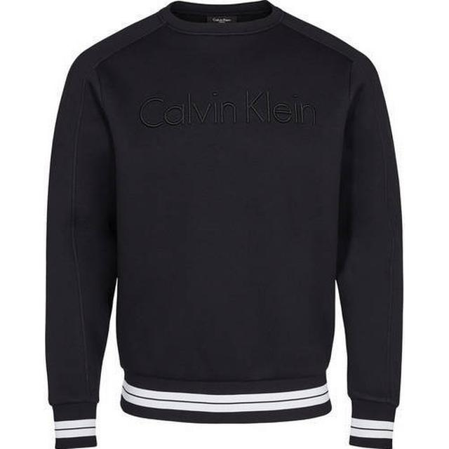 Calvin Klein Logo Sweatshirt Perfect - Black