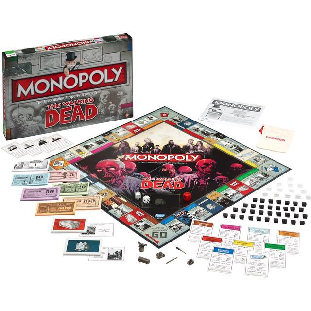 Monopoly: The Walking Dead Survival Edition
