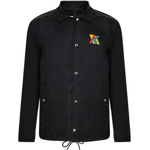 Kenzo Hyper Water Resistant Jacket - Black