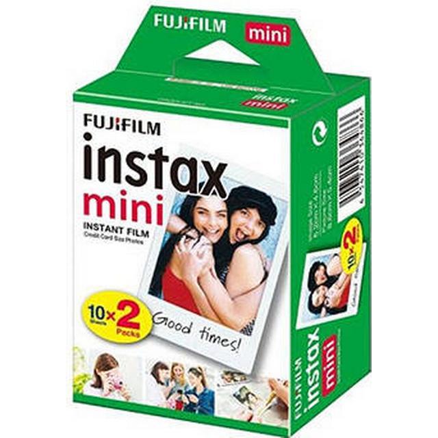 Fujifilm Instax Mini Film 20 pack