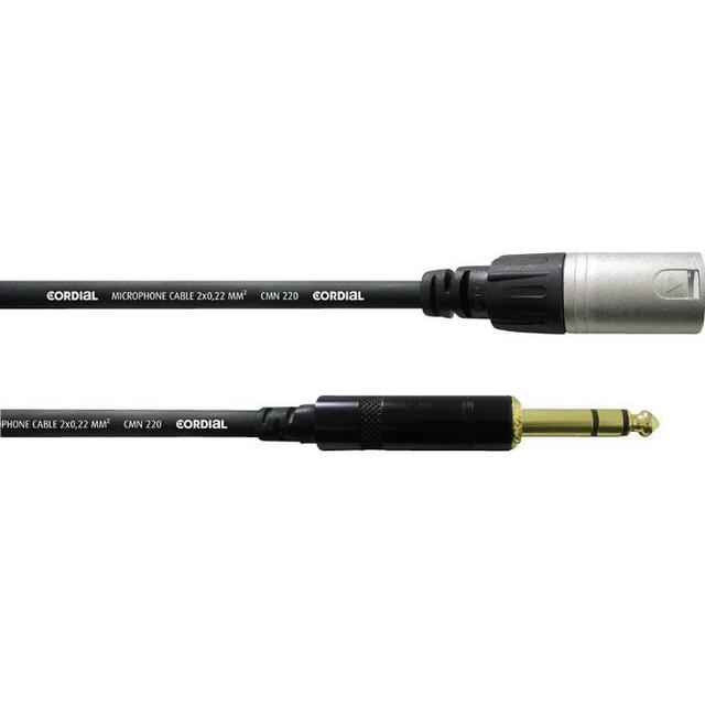 Cordial CFM MV XLR-6.3mm M-F 6m