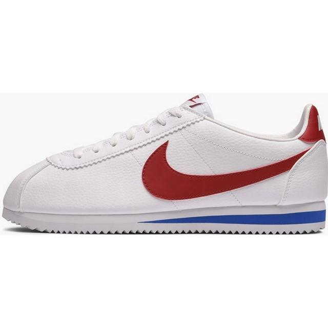 Nike Classic Cortez Leather - White/Red