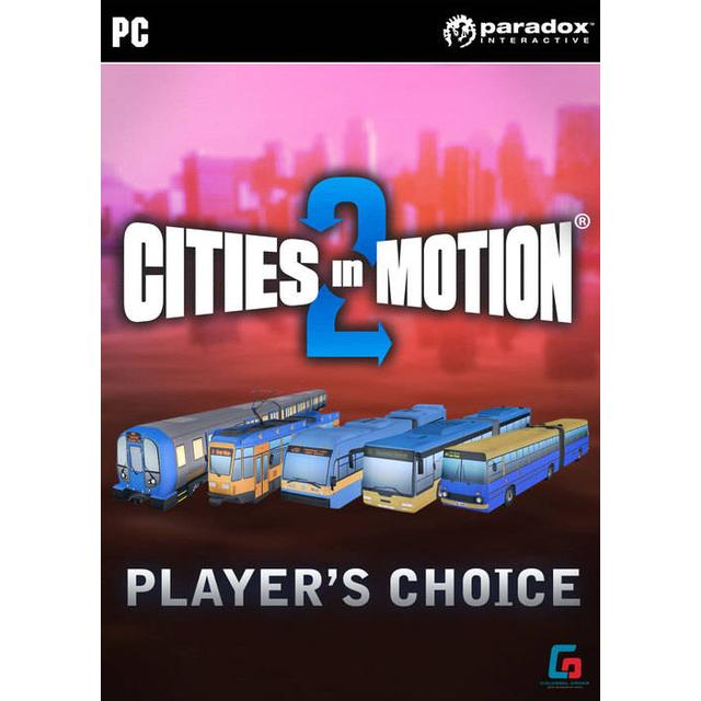 Cities in Motion 2: Players Choice