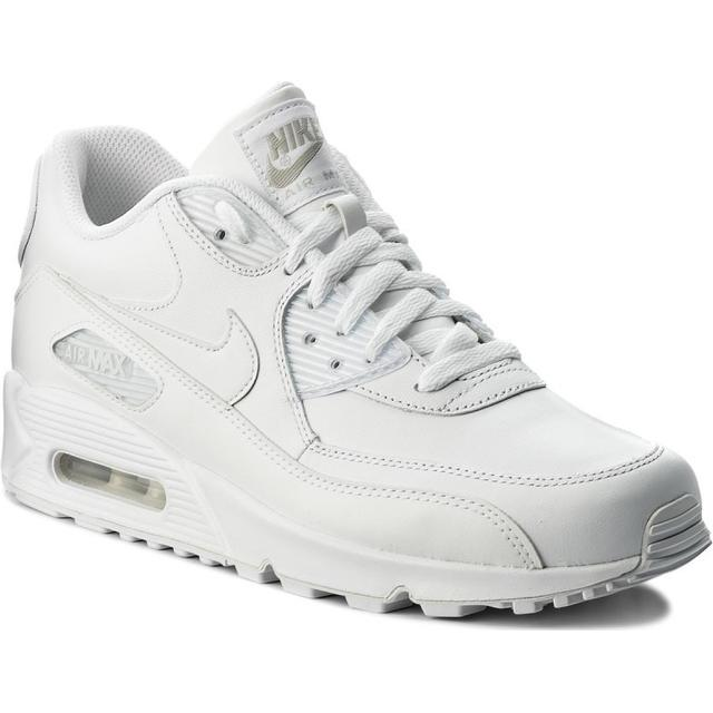 Nike Air Max 90 Leather M - True White/True White