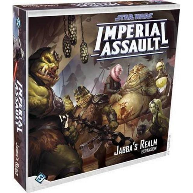 Fantasy Flight Games Star Wars: Imperial Assault Jabba's Realm