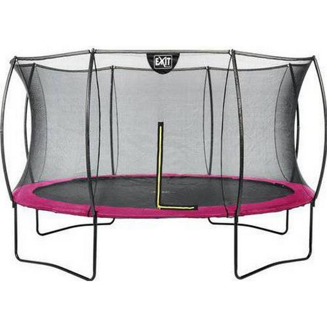 Exit Silhouette Trampoline 305cm + Safety Net