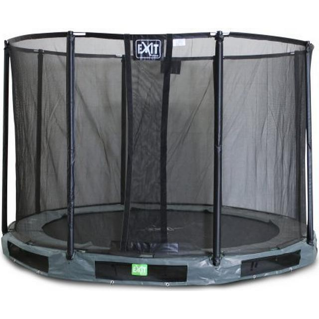 Exit InTerra InGround Trampoline 305cm + Safety Net