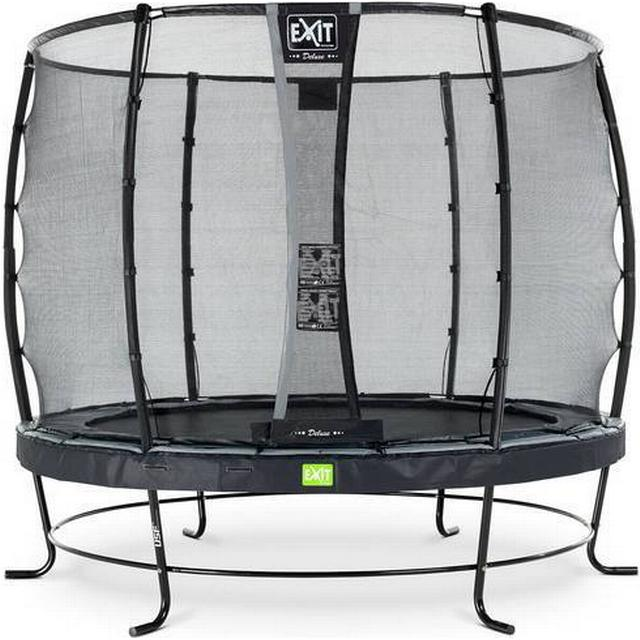 Exit Elegant Trampoline 253cm + Safety Net Deluxe