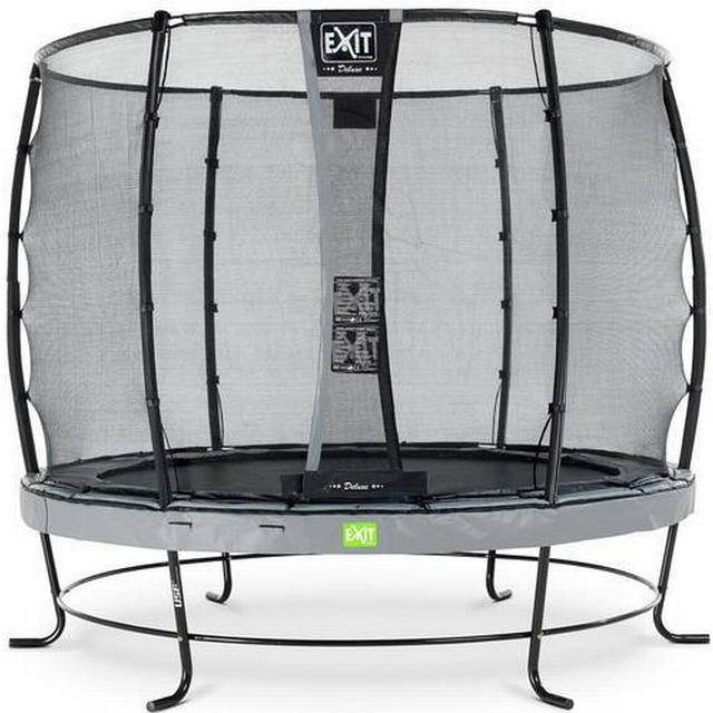 Exit Elegant Trampoline 366cm + Safety Net Deluxe