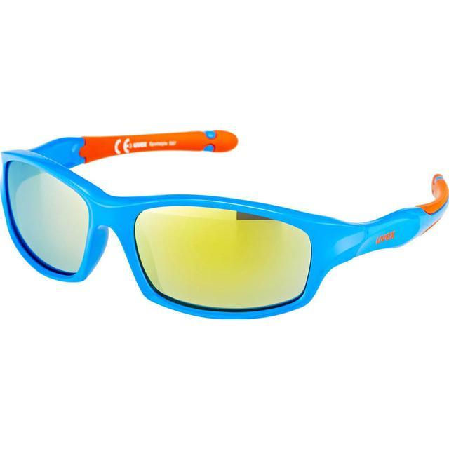 Uvex Sportstyle 507 Blue Orange
