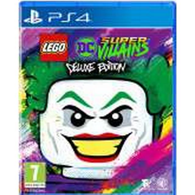 Lego DC Super Villains - Deluxe Edition