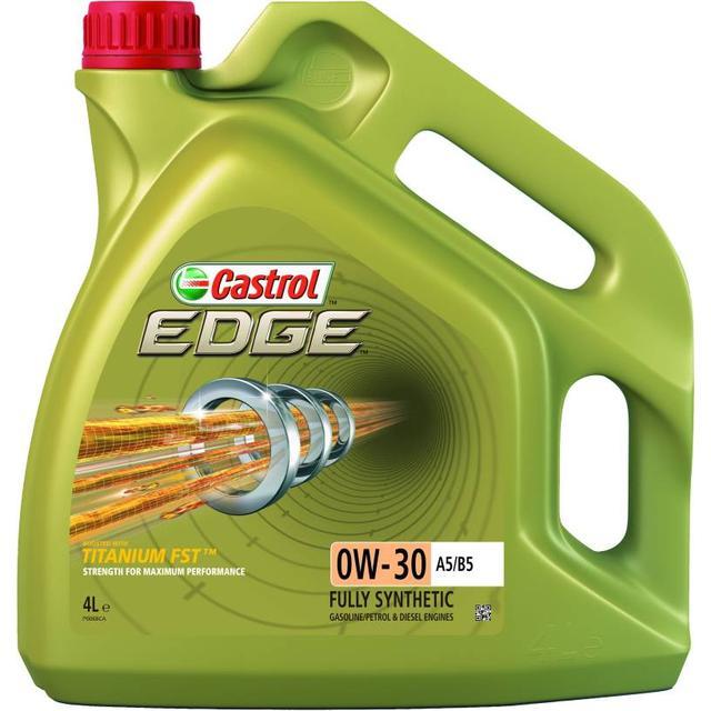 Castrol Edge Titanium FST 0W-30 A5/B5 4L Motorolja