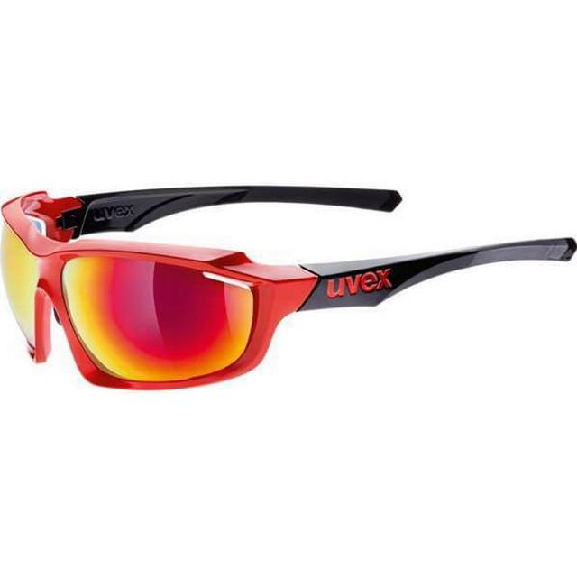 Uvex Sportstyle 710 Red Black
