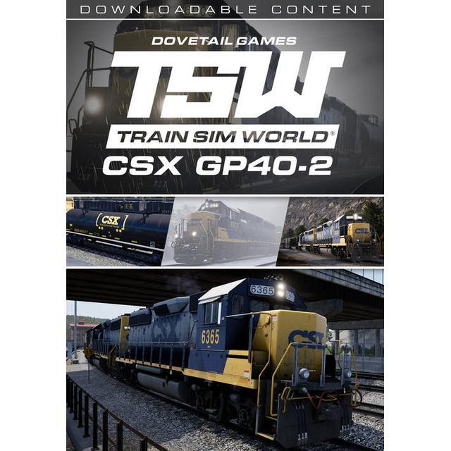 Train Sim World: CSX GP40-2 Loco