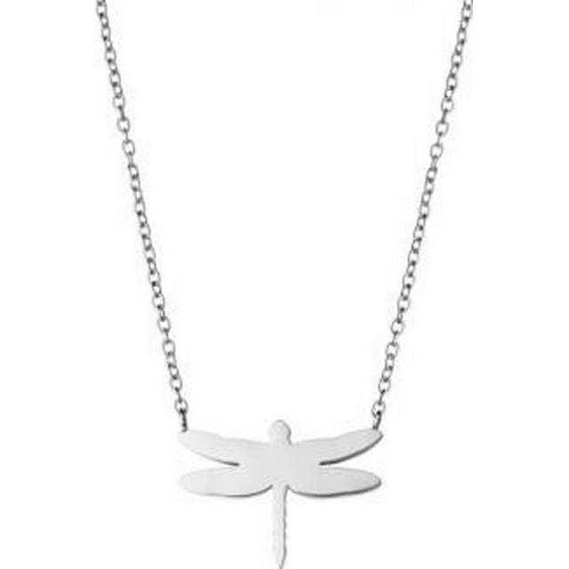 Edblad Dragonfly Stainless Steel Necklace (104093)
