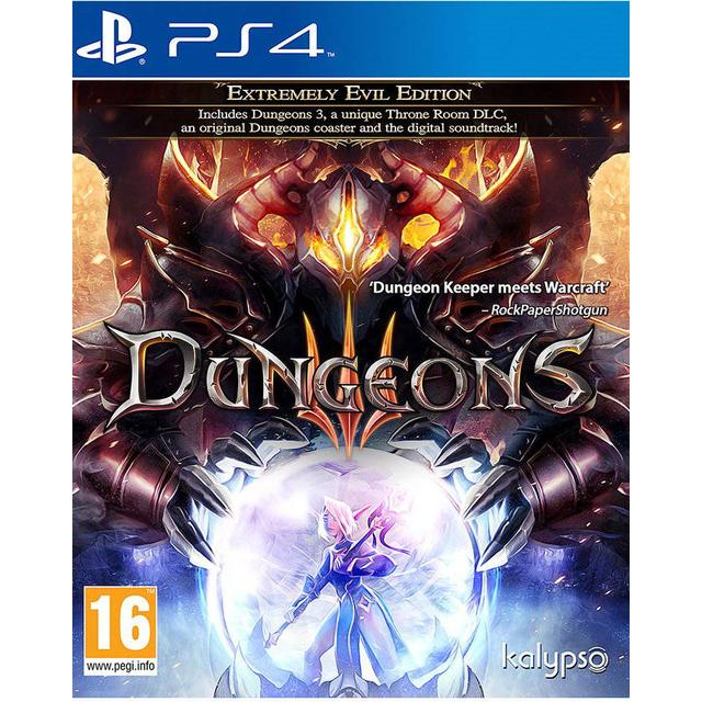 Dungeons 3: Extremely Evil Edition