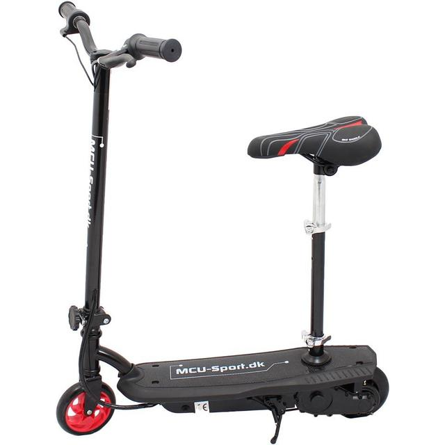 MCU-Sport EL-Scooters with seat 120W 24V