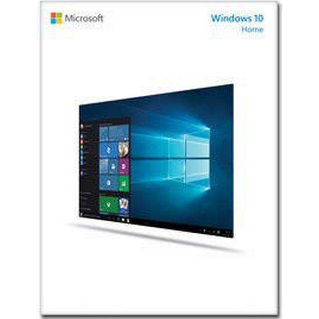 Microsoft Windows 10 Home English (32-bit OEM)