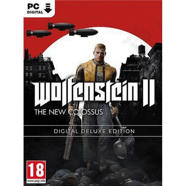 Wolfenstein II: The New Colossus - Digital Deluxe Edition
