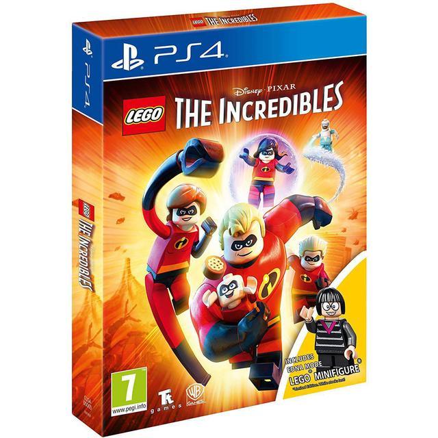 Lego The Incredibles - Mini Figure Edition