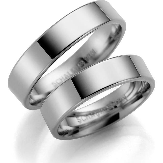 Schalins Stjärnfall 238-5 White Gold Ring