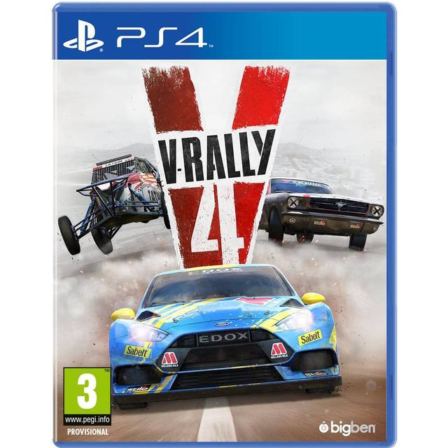 V-Rally 4: Ultimate Edition