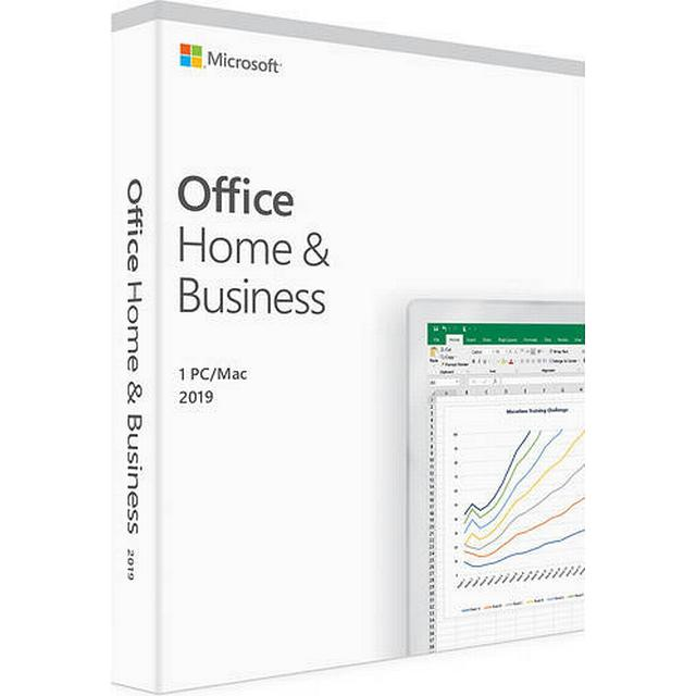 Microsoft Office Home & Business 2019 Danish