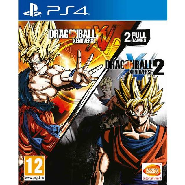 Dragon Ball Xenoverse And Dragon Ball Xenoverse 2 Double Pack
