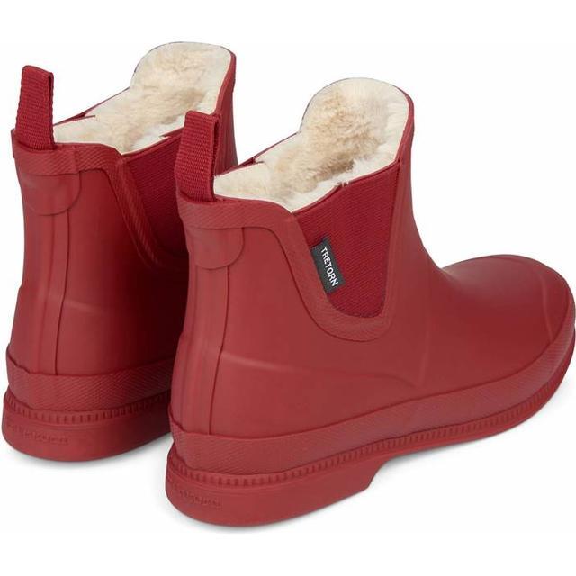 Tretorn Eva Classic Winter Oak Red
