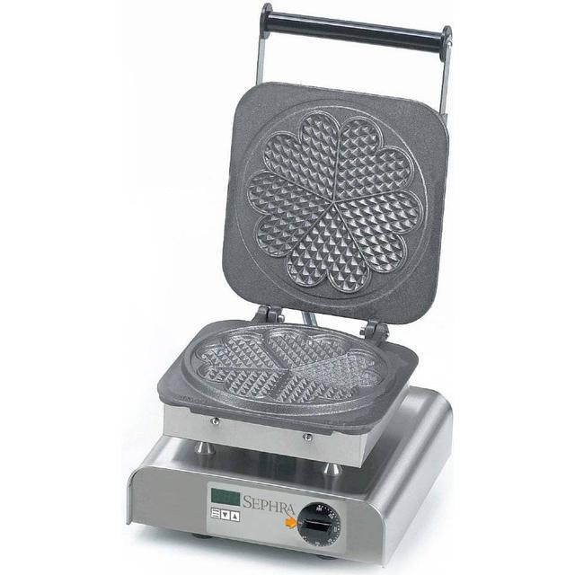 Sephra Big Heart Waffle Iron