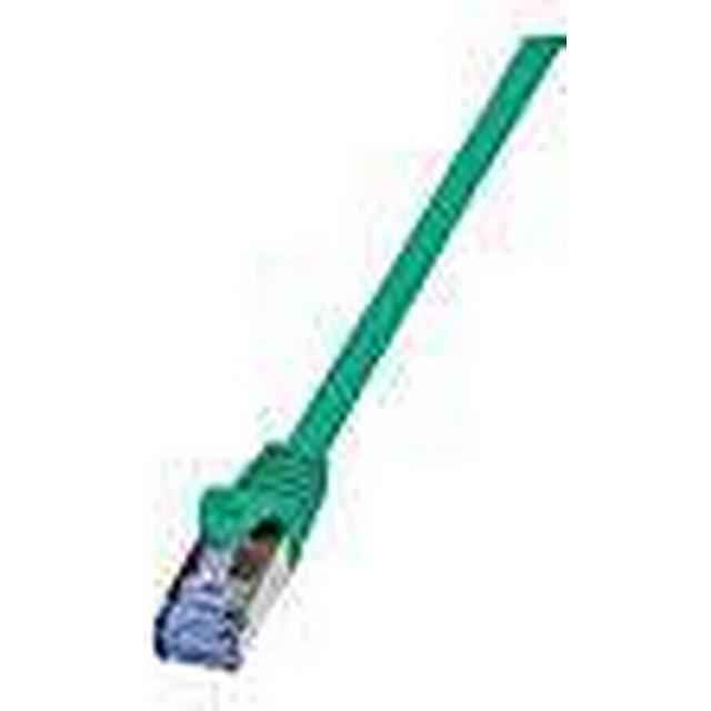 LogiLink GHMT RJ45-RJ45 S/FTP Cat6a 0.5m