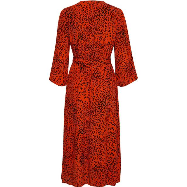 Gestuz Loui Dress Red Leopard