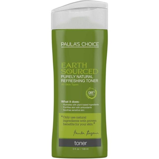 Paula's Choice Earth Sourced Purely Natural Refreshing Toner 148ml