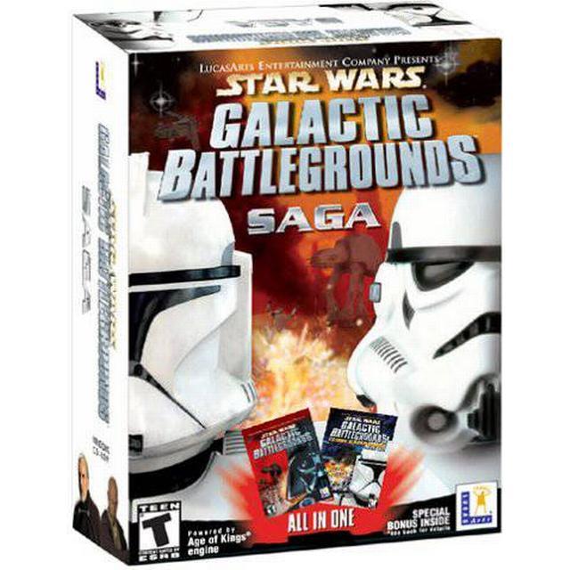 Star Wars : Galactic Battlegrounds Saga