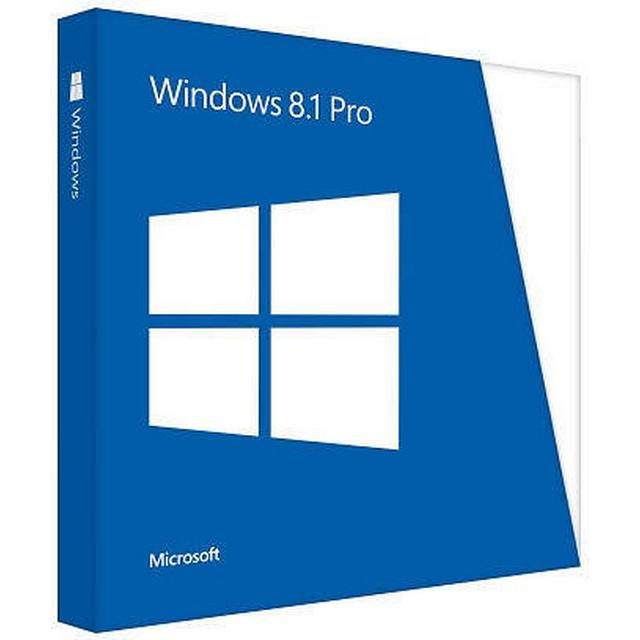 Microsoft Windows 8.1 Pro Swedish (32-bit OEM)