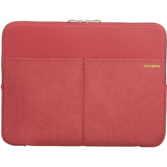 "Samsonite Colorshield 2 Laptop Sleeve 15.6"" - Tibetan Red"