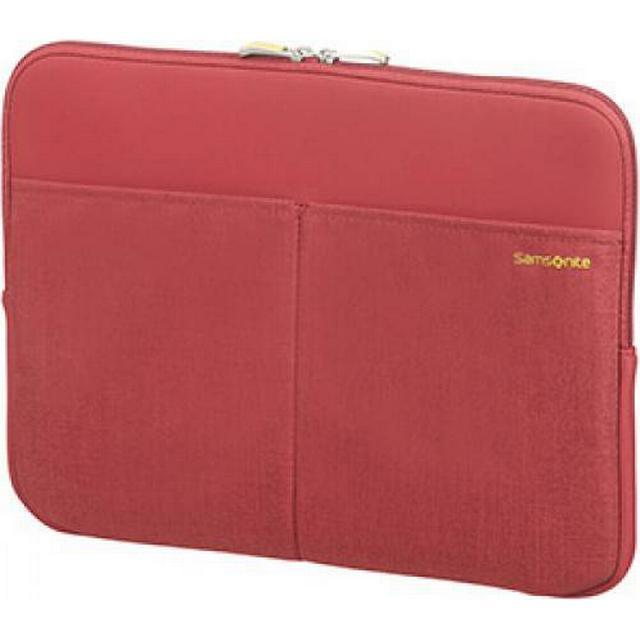 "Samsonite Colorshield 2 Laptop Sleeve 13.3"" - Tibetan Red"
