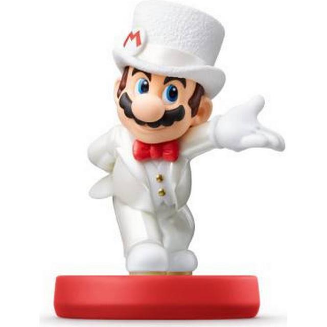 Nintendo Amiibo - Super Mario Collection - Mario (Wedding Outfit)